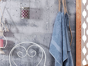 Купить полотенце DO&CO Olivi 70х140 см