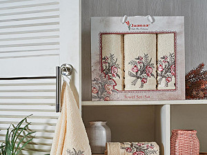 Комплект из 3-х полотенец Juanna Batik