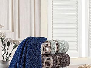 Набор из 6-ти полотенец Philippus Slow Cotton Vika 50х90 см
