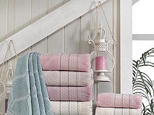 Купить полотенце DO&CO Noktali 70х140 см