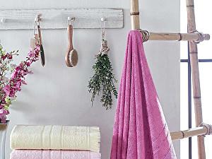 Купить полотенце DO&CO Lavender 70х140