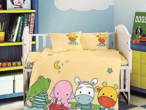 Купить постельное белье Meteor Little Friends