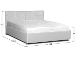 Купить кровать Moon Trade Птичье гнездо с подъемным механизмом Модель 381 Марципан
