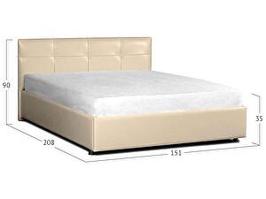 Купить кровать Moon Trade Птичье гнездо с подъемным механизмом Модель 381 Суфле