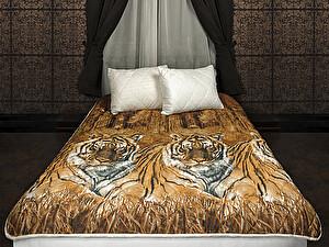 Купить плед Natures Уссурийские тигры с подушкой