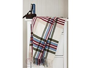 Купить плед Luxberry Lux 32 экрю/синий/зеленый/красный