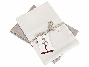 Купить полотенце Luxberry Timeless, белый/натуральный
