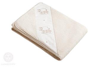 Купить полотенце Luxberry с капюшоном Совята