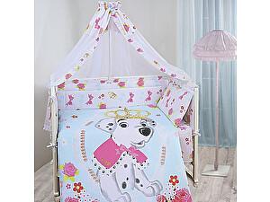 Детское постельное белье Mona Liza Далматинец Винтаж