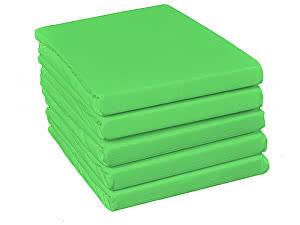 Купить простынь Fussenegger арт. 5011, светло-зеленая
