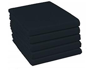 Купить простынь Fussenegger арт. 7002, черная