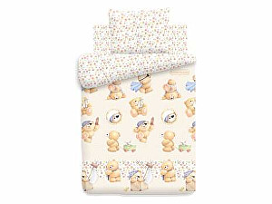 Постельное белье в детскую кроватку Покоритель морей Непоседа