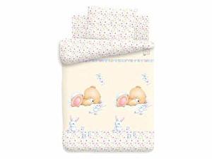 Постельное белье в детскую кроватку Баюшки Непоседа