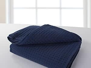 Купить полотенце Dome Ribbed 150х200 см, темно-синее