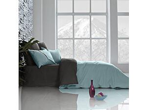 Купить комплект Sleep iX Perfection, небесно голубой/уголь