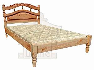 Купить кровать ВМК-Шале Кармелита резьба