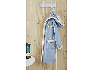Купить халат Sofi De Marko Sevil 4-5 года, голубой