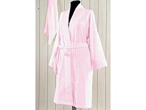 Купить халат Sofi De Marko Sense L-XL, розовый