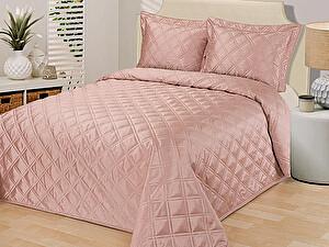 Купить плед Sofi De Marko Матильда, светло-розовое с наволочками