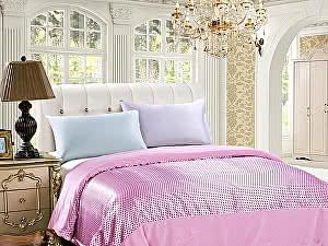 Купить простынь Sofi De Marko Рэйнольд 200х220 см, розовая