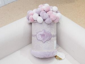 Купить плед Sofi De Marko Multi-ball, фиолетовый