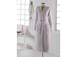 Купить халат Sofi De Marko Neva кимоно вафельный, светло-сиреневый