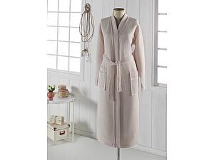 Купить халат Sofi De Marko Neva кимоно вафельный, пудра