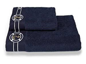 Купить полотенце SoftCotton Marine 50х100 см, тёмно-синий