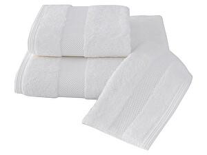 Купить полотенце SoftCotton Deluxe 32х50 см, белый