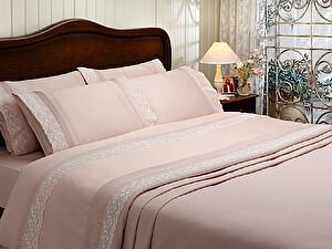 Постельное белье Tivolyo Zileri, розовый