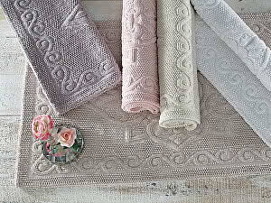 Купить коврик Gelin Home Sonil 60х100 см, лила