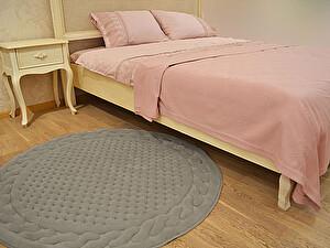 Купить коврик Gelin Home Erguvan круглый 120 см, серый