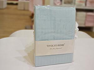 Купить комплект Tivolyo Jaquard 50х70 см, бирюзовые