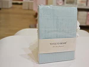 Наволочки Tivolyo Jaquard 50х70 см, бирюзовые