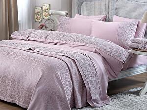 Купить комплект Gelin Home с покрывалом, Narin тёмно-розовый