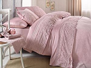 Постельное белье Gelin Home Sal, темно-розовый
