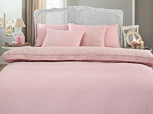 Постельное белье Gelin Home Bella, темно-розовый