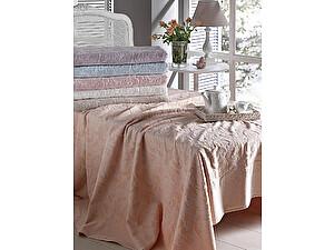 Комплект Tivolyo Baroc с покрывалом, розовый