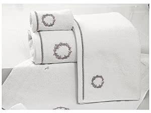 Купить полотенце SoftCotton Sehzade 50х100 см, белый