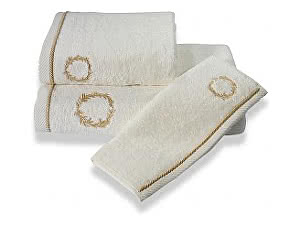 Купить полотенце SoftCotton Sehzade 50х100 см, экрю