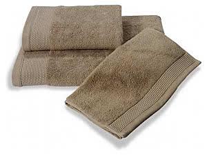 Купить полотенце SoftCotton Bambu 85х150 см, бежевый