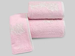 Купить полотенце SoftCotton Pandora 50х100 см, розовый