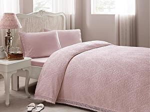 Купить плед Tivolyo La Perla, розовый