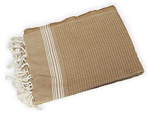 Полотенце Buldan Tuana 100х180 см, бежевое