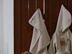 Купить полотенце Tivolyo Fishy, голубой