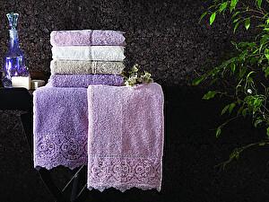 Купить полотенце Tivolyo Elegant, пудра