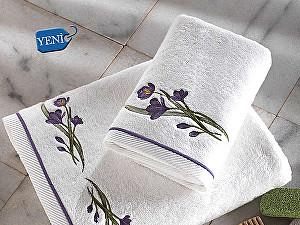 Купить полотенце SoftCotton Blossom 50х100 см, лиловый