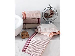 Купить полотенце SoftCotton Terra 50х100 и 75х150 см, бордовый
