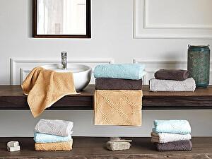 Купить полотенце SoftCotton Hypnos 50х100 и 75х150 см, горчичный