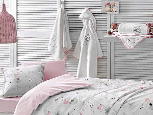 Купить комплект Tivolyo Miss Balerina розовый